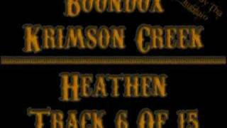 Watch Boondox Heathen video