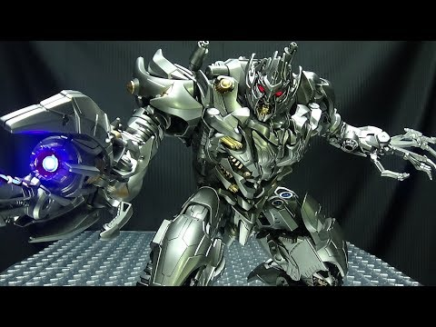 Black Mamba TANK MEGA COMMANDER (KO Upscaled SS Megatron): EmGo's Reviews N' Stuff