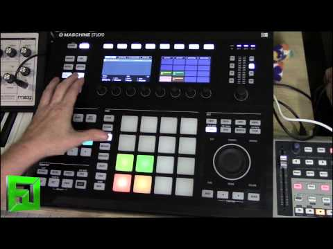Sample Scratching on Maschine How to emulate Turntables