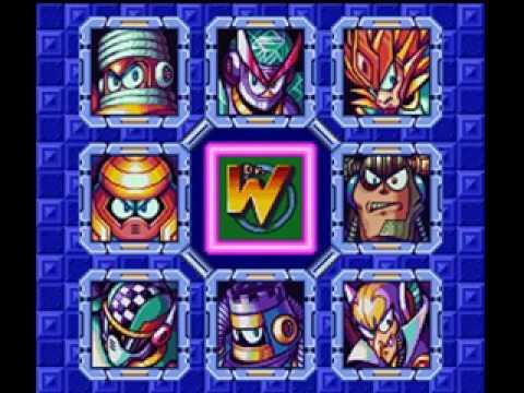 Misc Computer Games - Megaman 7 - Slashman