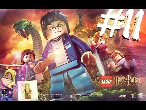 Lego Harry Potter Years 5-7 - часть #11 Чудо-очки Полумны Лавгуд и воспоминание Дамблдора