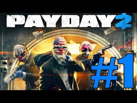 Pay Day 2:Ограбление по-русски(#1)