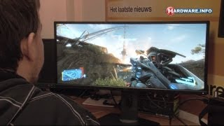Dell U2913WM 21_9 ultra-breedbeeld monitor review - Hardware.Info TV (Dutch)