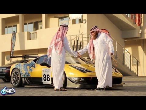 Gangsta Sheikhs In Abu Dhabi