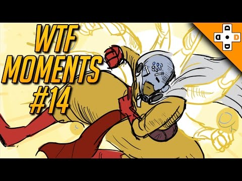 Overwatch Funny WTF Moments #14 | Highlights Montage
