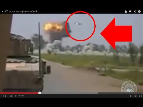 ▶ UFO attack Afghanistan 2014