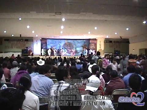 Clausura Del CBTA.168 Zacapoaxtla 09/07/12