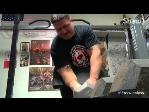 Arm Wrestling City Councillor