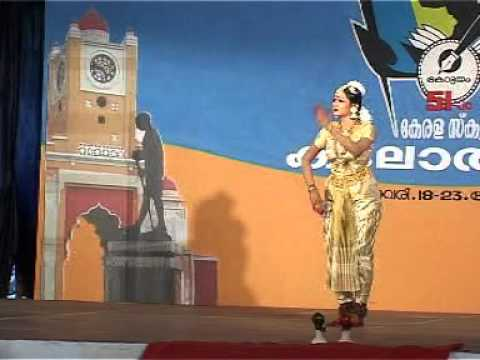 Aishwarya In School Kalolsavam51 At Kottayam-bharatanatyam(classical Dance) video