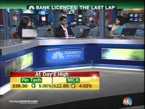 Mkt betting on L&T Fin, IDFC for new banking licence