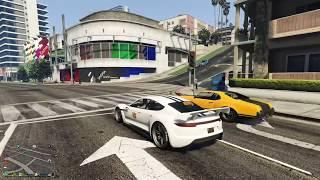 GTA 5 - Thử sức xe Offroad mạnh nhất Canis Kamacho đi leo núi | ND Gaming