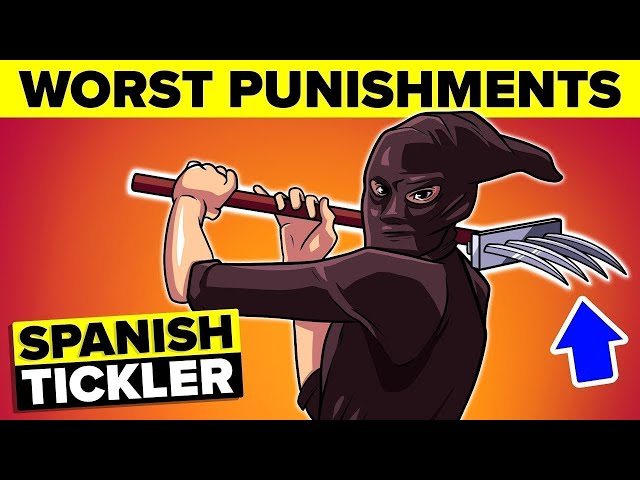 Play this video Spanish Tickler - Worst Punishments in the History of Mankind