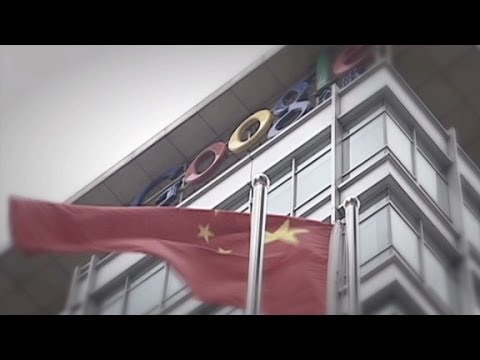 Why China is blocking Google, again