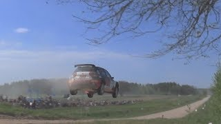 Rally Talsi 2017 Mistakes, Action, Max Attack