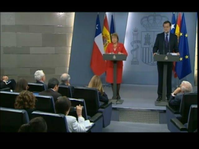"""Presidenta Bachelet acusó existencia de """"campaña del terror"""""""
