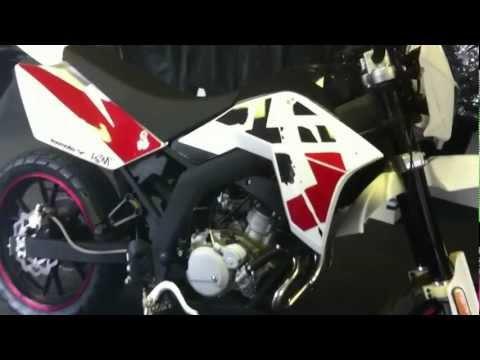 Lexmoto LSM 50cc Supermoto Motorcycle
