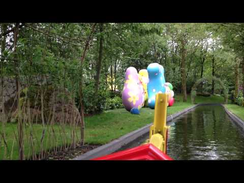 Cbeebies Land Opening — In The Night Garden Pov video