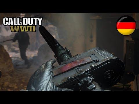Heute nur Nahkampf! - Call of Duty: WWII Trouble Town Battle - Deutsch German - Dhalucard