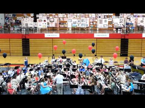 New Philadelphia High School Spring Concert - Fireflies