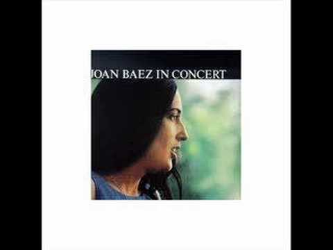 Joan Baez - Black Is The Color Of My True Love