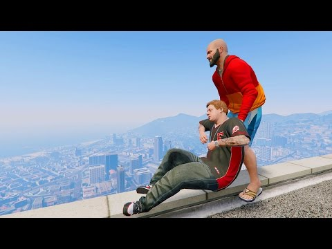 GTA 5 CRAZY & FAIL Compilation #21 (GTA V Funny Moments)