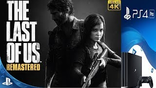 Let's Play The Last Of Us Remarsted Part#1| PS4 Pro 4K Live Stream