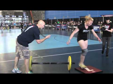 CrossFit - Remembering the Canada West Regional