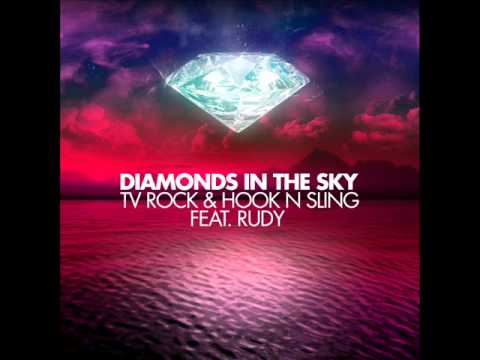 TV Rock & Hook N Sling feat Rudy - Diamonds In The Sky (SEBASTIEN...