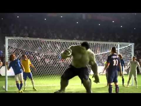 Nike Football:Последняя игра ( Русский вариант )