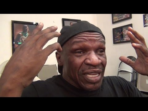"FLOYD MAYWEATHER SR: ""THE MAYWEATHER-PACQUIAO FIGHT IS GONNA TAKE PLACE"""