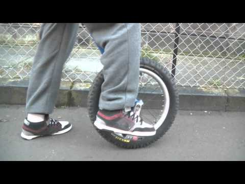 Voodoo Unicycles - How to Unicycle Tutorial