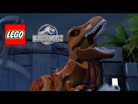 Dinosaur Trailer Lego