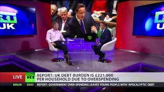 'Apocalyptic' £6 trillion UK debt & Millennials to pick up the bill