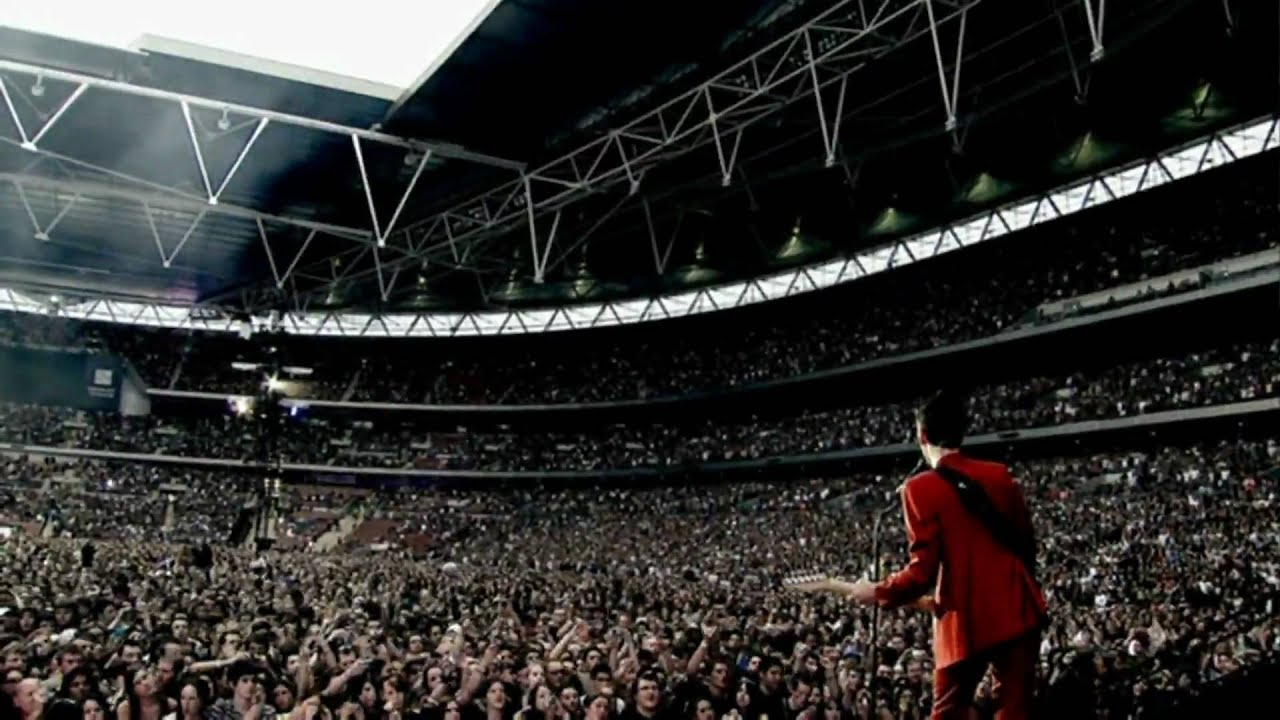 Muse Map Of The Problematique Live Wembley Youtube