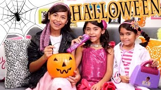 Halloween : SO CHATTY // GEM Sisters