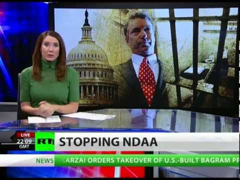 Rand Paul single-handedly tries to stop NDAA