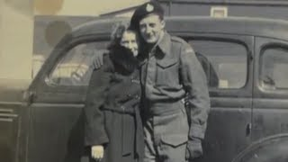 WW2 Transatlantic Love Letters