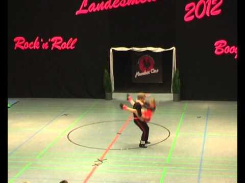 Nehle Doerr & Andreas Hagedorn - Landesmeisterschaft NRW 2012