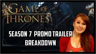 Game of Thrones Promo Trailer Breakdown