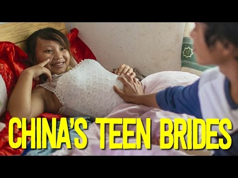 Married Young: Meet China's Teen Brides