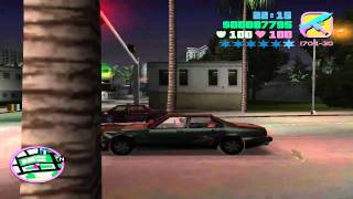 Gliniarnia-Misja #23-GTA Vice City (HD)