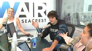 Noah Centineo Talks Netflix Fame, Camila Cabello & What's Next | On Air with Ryan Seacrest