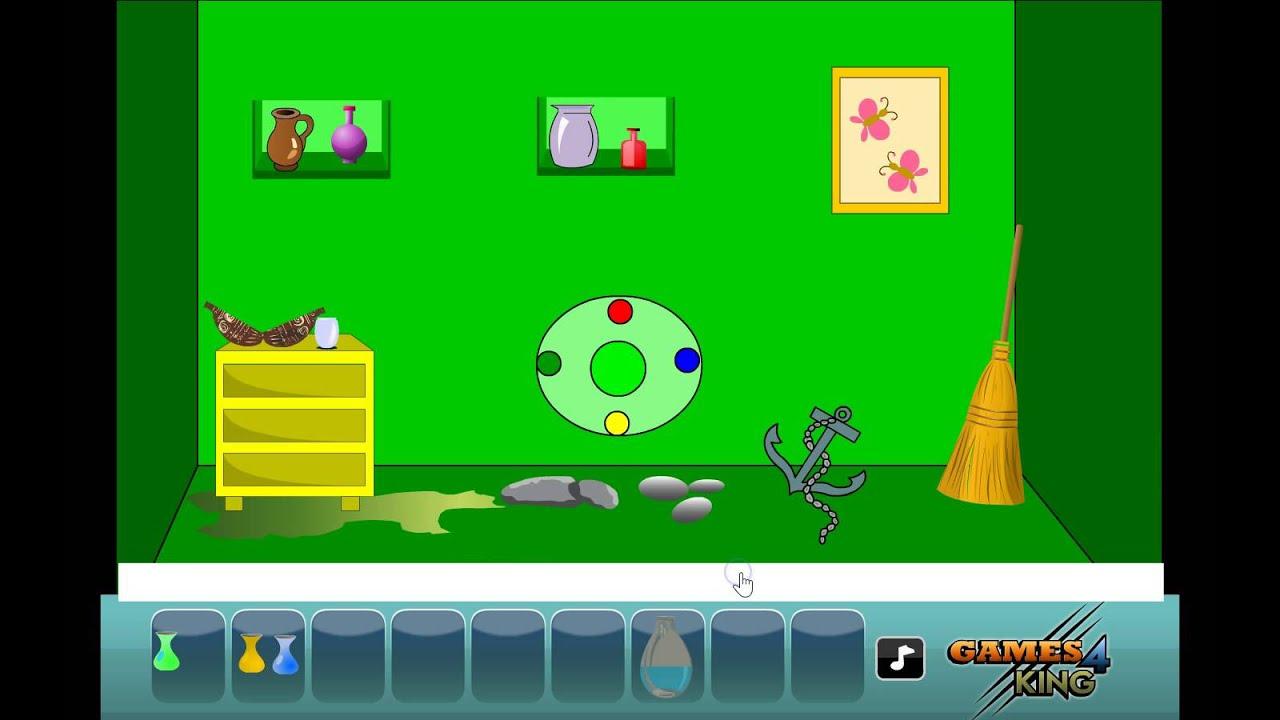 Locked Room Online Game