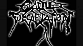 Cattle Decapitation - Diarrhea Of The Mouth