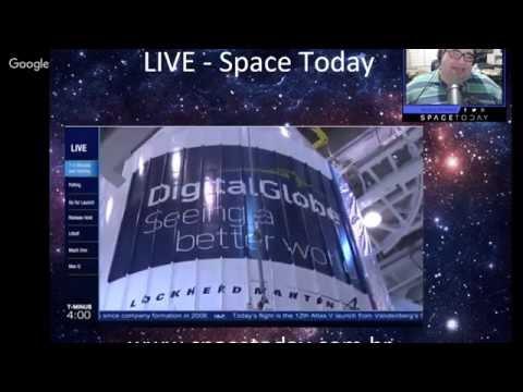 Lançamento Atlas V