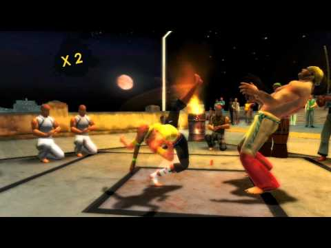 Martial Arts -- Capoeira Game Official Trailer (HD)