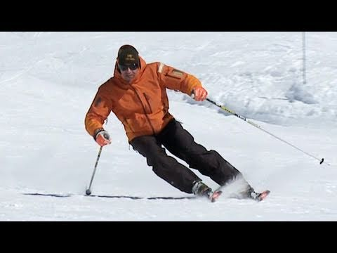 Carving Ski Lesson