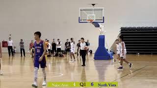 Bball Nat B Div Boys Quarter Finals NASS VS NVSS - Q1