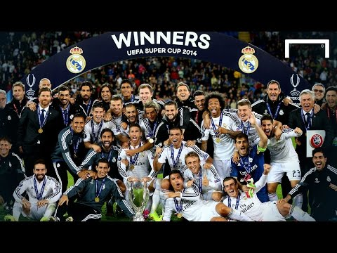 Real Madrid 2-0 Sevilla | Ronaldo double secures UEFA Super Cup