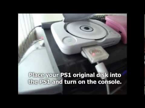 How to do Swap Magic with the PS1